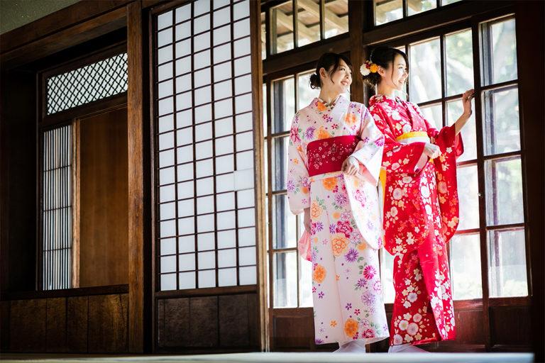 Kimono rental in Hokkaido