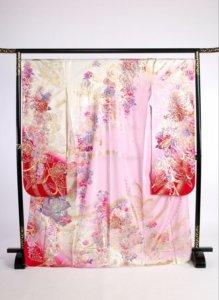 グラマラス 白×ピンク